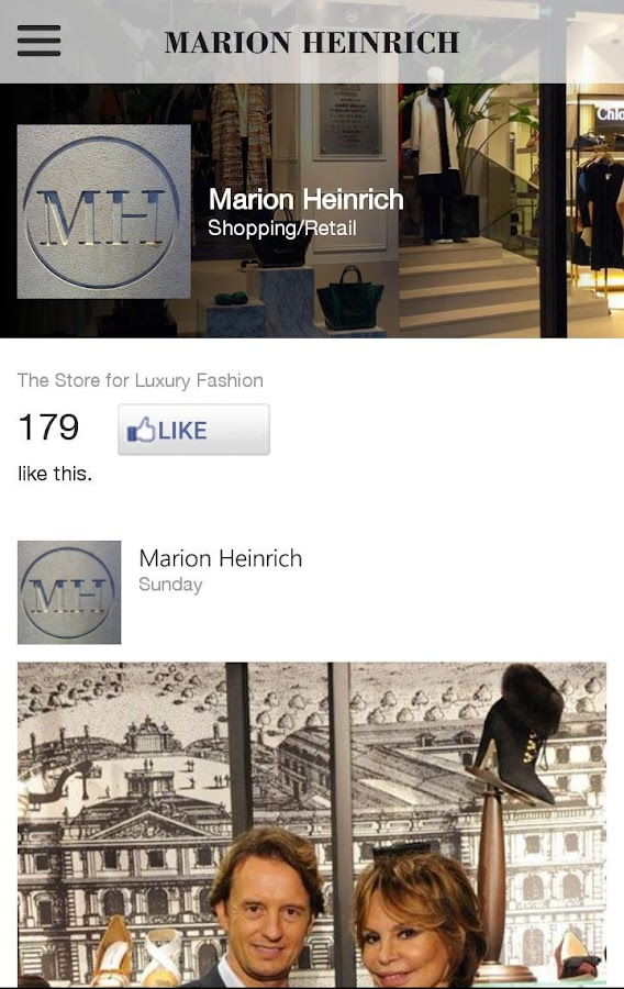 Marion Heinrich- screenshot