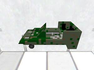 無装甲輸送車両
