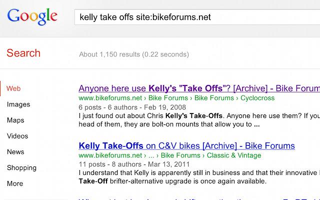 BikeForums.net DeArchiver
