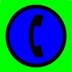واتس اب ازرق Icon
