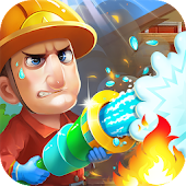Fire Rescue - Firefighter Game