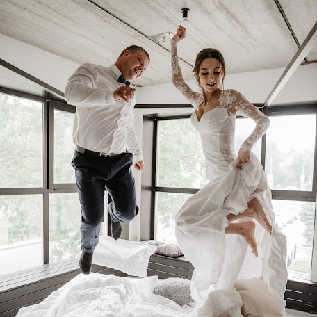 Свадебный фотограф Даниил Кандеев (kandeev). Фотография от 31.08.2018