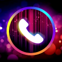 Call Screen LED Color Phone Themes icon