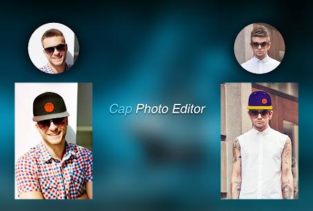 Cap Photo Editor 1.3 APK + MOD (Unlocked) 1
