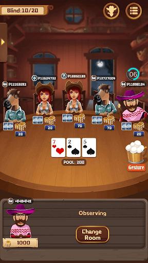 Hold'em Saloon screenshot 2
