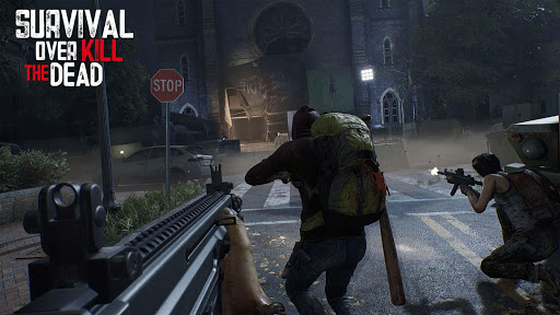 Overkill the Dead: Survival  captures d'u00e9cran 1