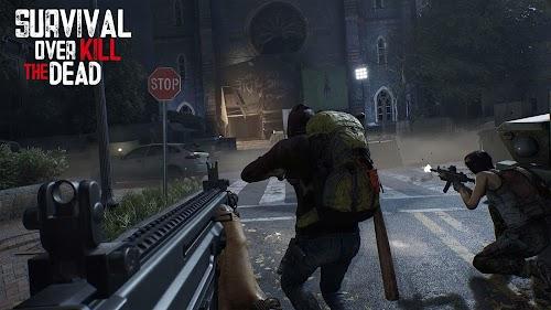 Screenshot 1 Overkill the Dead: Survival 1.1.8 APK MOD