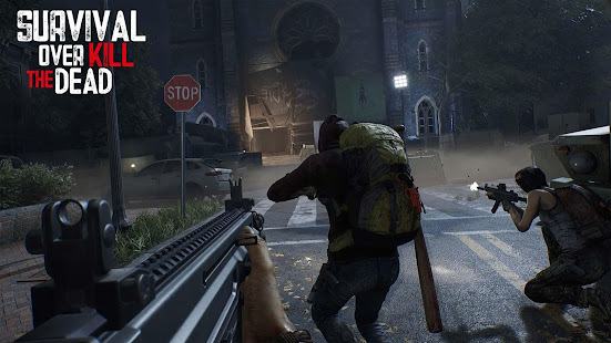 Overkill the Dead: Survival 1