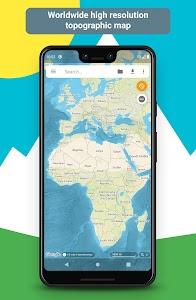 E-walk hiking & trekking offline GPS 1.3.14