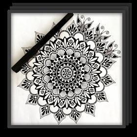 Рисование Doodle Art