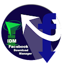 IDM Download Manager for FB icon
