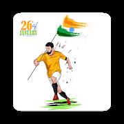 Wastickerapps - republic day sticker pack