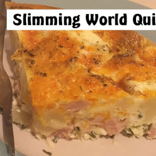 Slimming World Quiche Recipe