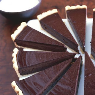 Rich Pastry Tart with Sweet Filling