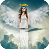 Wings for Photos: Angel Wings Photo Editor