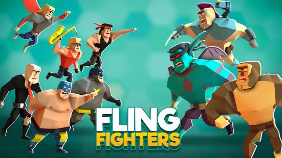 Fling Fighters Screenshot