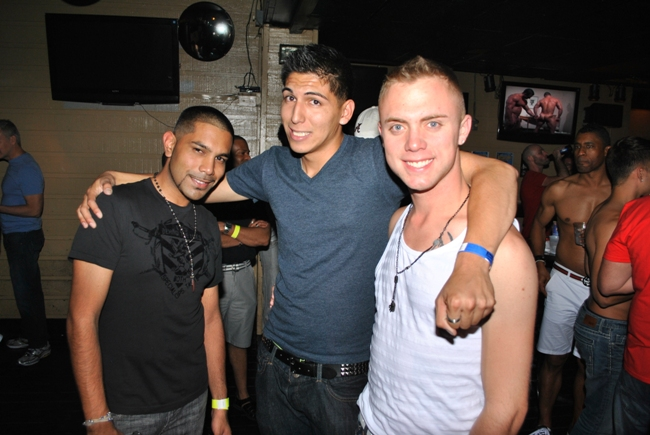 Photo: DJ Brett Henrichsen made his debut at the Heretic on May 19 to the delight of the dancing gays. View the full photo album: http://projectqatlanta.com/news_articles/view/Brett_Henrichsens_beats_hit_Heretic_photos?gid=11074