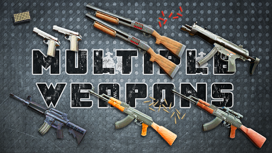 Zombie Shooter: Force Fury (Shooting Game) 1.0.4 APK Mod Latest Version 2