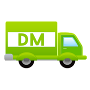 App Icon for DeliveryMaster Mobile App in Hungary Google Play Store