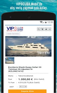 Vipscubastore.com screenshot 4
