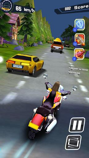 Moto Rider Asphalt