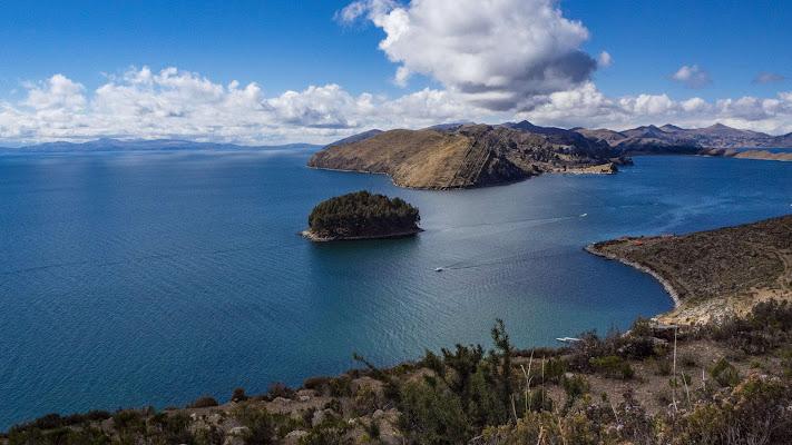 Titicaca Lake di Baffojack