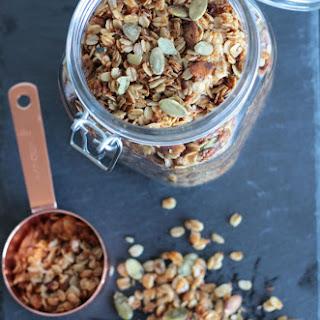 Gluten Free Nut Free Granola Recipes