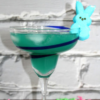 Cocktails for Easter- Peeps Cocktail.