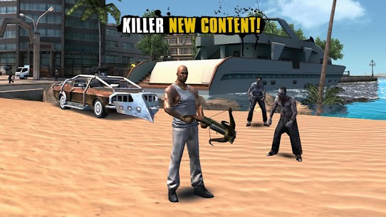 Gangstar Rio: City of Saints v1.2.1g Apk + (Mod, Unlimited Money) 1