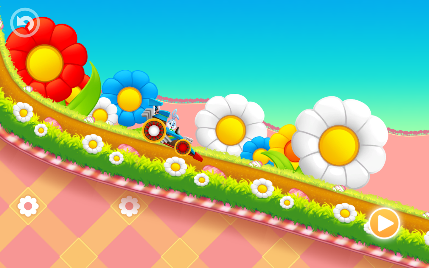 happy easter bunny racing android apps on google play