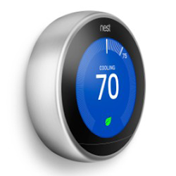 Nest thermostat gen 3 cooling