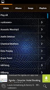 PariStudio Music Player Pro. screenshot
