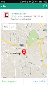 Nöbetçi Eczane Gaziantep screenshot 4
