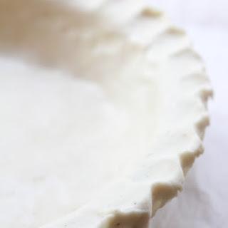 How to Make a Gluten Free Coconut Oil Pie Crust Recipe
