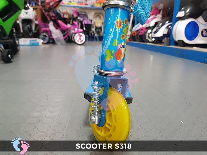 Scooter dòng xe trượt trẻ em được yêu thích