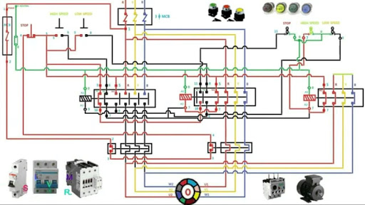 Star Delta Starter Control Diagram Electrical Apk Download Apkpure Ai