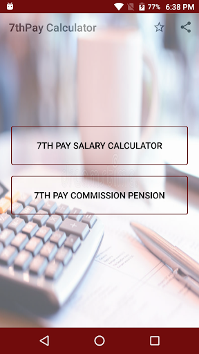 Download 7th Pay Salary Calculator Google Play softwares