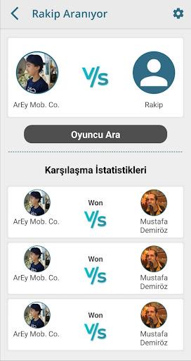 ArEy CrossWord : Karşılıklı Bilgi Yarışması screenshot 14