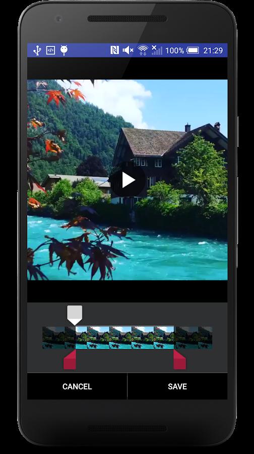My Quik Vid: Video Editor