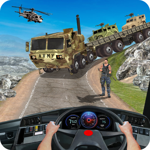 Army Transporter Fly Helicopter: Transport Games (game)