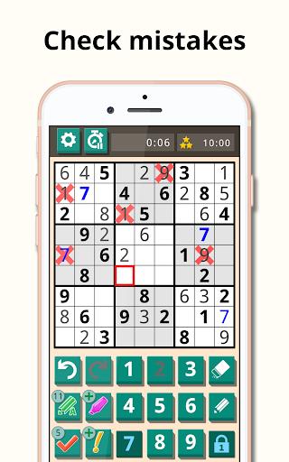 Sudoku classic 1.2.516 screenshots 4