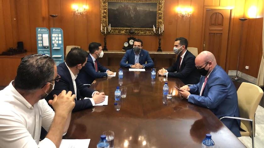 La reunión se ha celebrado este miércoles en Córdoba.