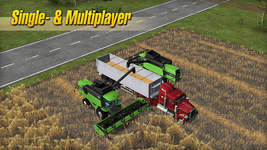 Farming Simulator 14 Screenshot
