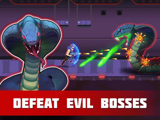 Metal Strike War: Gun Solider Shooting Games image 8