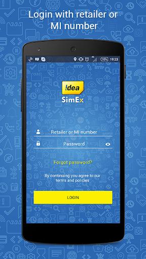 Idea SIMEX App 5.9 screenshots 1