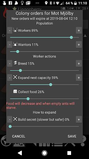 DominAnt - GPS MMO  screenshots 4