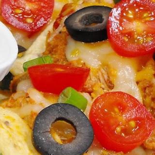 Chicken Nachos Appetizer Recipes