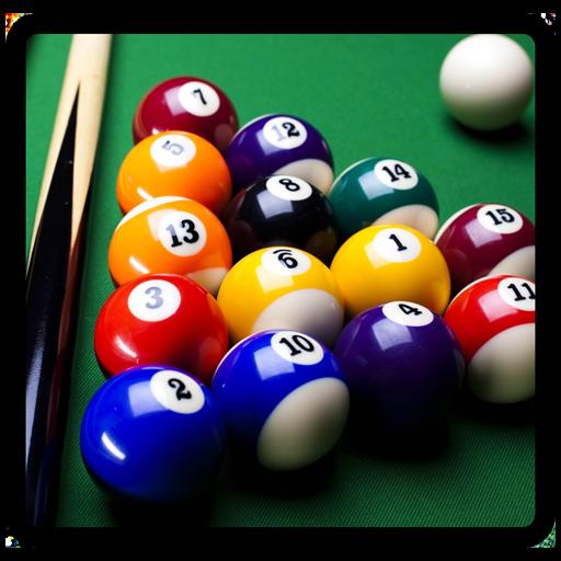 8 ball pool Billiard
