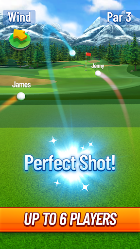 Golf Strike screenshot 2