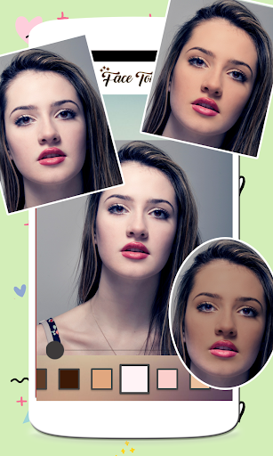 Face Toner - Face color change instantly 1.0 screenshots 3